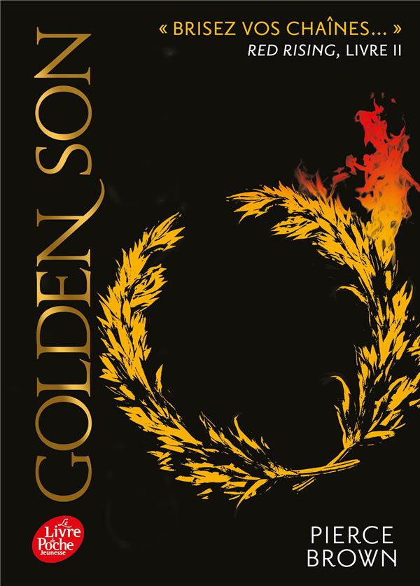 RED RISING - TOME 2 - GOLDEN SON  HACHETTE